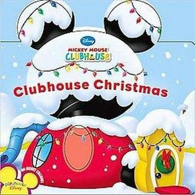 Clubhouse Christmas Board Book